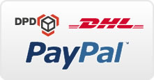DPD - DHL - PayPal
